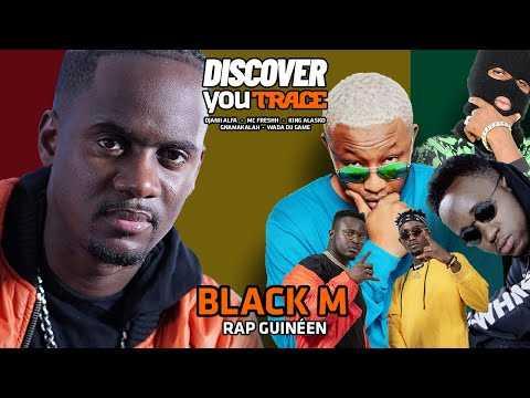 BLACK M découvre le rap guinéen (MC Freshh, Gnamakalah, King Alasko, Djanii Alfa, Wada Du Game...)