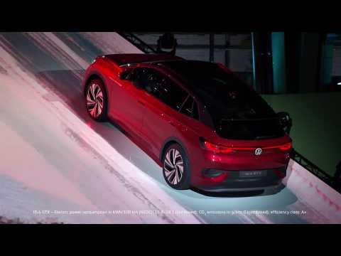 The new Volkswagen ID.4 GTX World Premiere