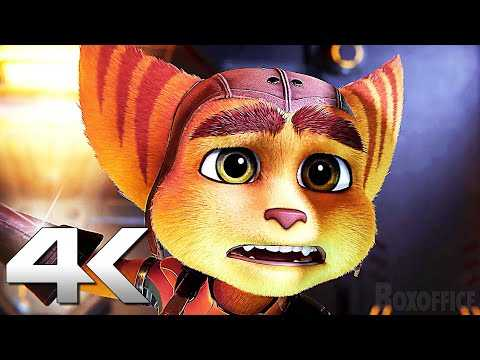 RATCHET & CLANK RIFT APART Trailer 4K (2021) PS5