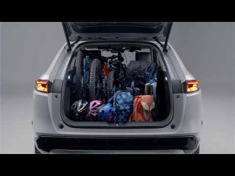 The all-new Honda HR-V e:HEV Interior Design