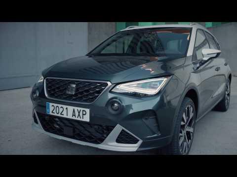 2021 SEAT Arona Xperience Exterior Design