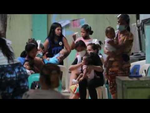 Philippines surpasses one million COVID-19 cases