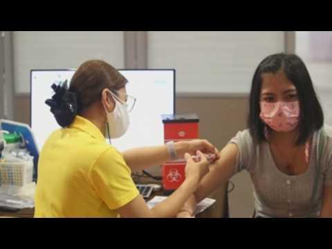 Bangkok opens more Covid-19 vaccination stations