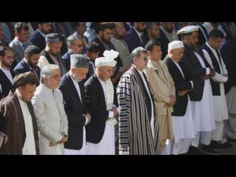 Eid celebrations begin amid 3-day ceasefire in Afghanistan