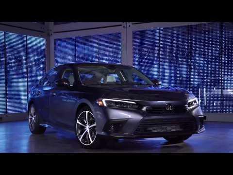 2022 Honda Civic Design Reveal