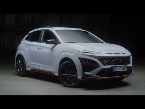 All-new Hyundai KONA N Design Preview