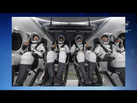 """SpaceX spacecraft's safe return an """"incredible day"""" for NASA"""