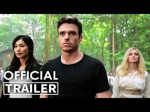 ETERNALS Teaser (Angelina Jolie, 2021) Marvel