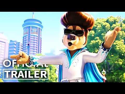 ROCK DOG 2 Trailer (Animation, 2021) Rock Around The Park