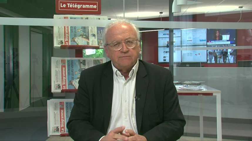 Thumbnail Sondage sur les régionales en Bretagne : le décryptage d'Hubert Coudurier