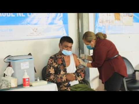 East Timor to begin 2nd phase of Covid-19 inoculation drive