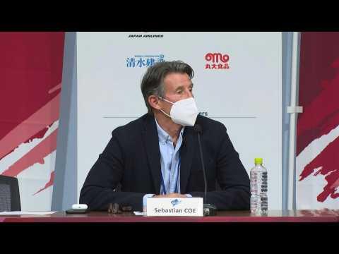 Tokyo Olympics can be 'beacon of hope' : Sebastian Coe