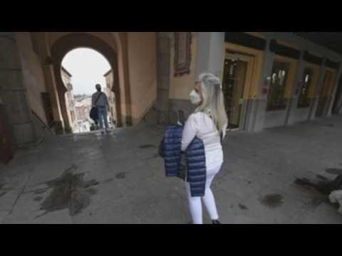 Spanish city of Toledo hopes to get tourists back