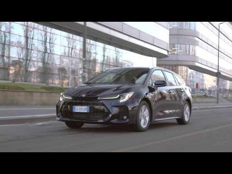 Suzuki Swace Hybrid Trailer