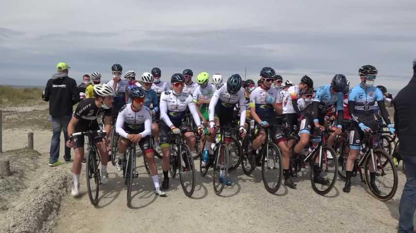 Thumbnail Cyclisme : la Flèche Bigoudène a atteint son objectif.