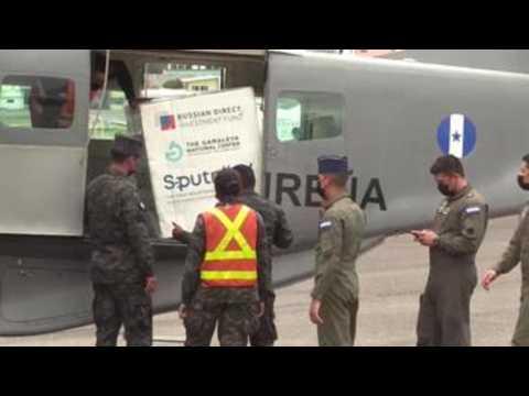 Honduras receives Russian Sputnik V Covid-19 vaccine