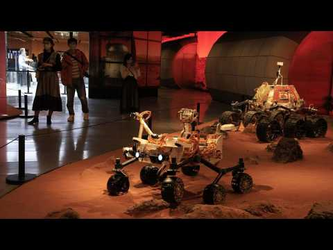 China makes first landing on Mars, rover to search for signs of life