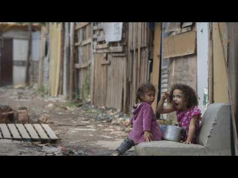 Brazil's fight against Covid-19 hampered by flooding and favela growth