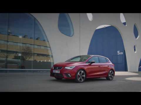 2021 SEAT Ibiza FR Driving Video