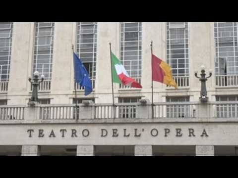 Rome Opera House reopens