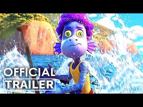 LUCA Trailer #2 (NEW, 2021) Disney Pixar