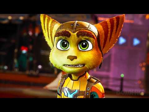 RATCHET & CLANK Rift Apart Planets and Exploration Trailer (2021)