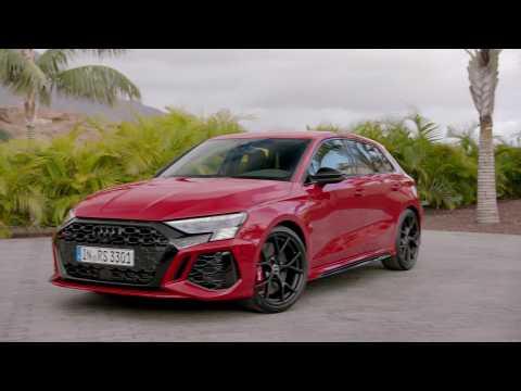 Audi RS 3 Sportback Design Preview