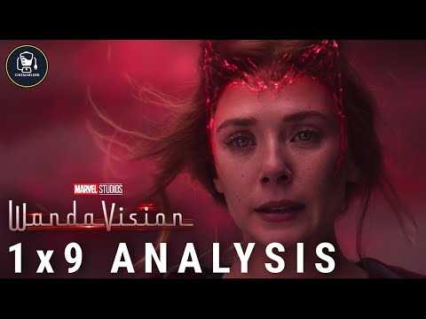 """WandaVision Episode 9 """"The Series Finale"""" 