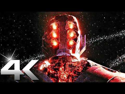 ETERNALS Trailer 4K (MARVEL, 2021)