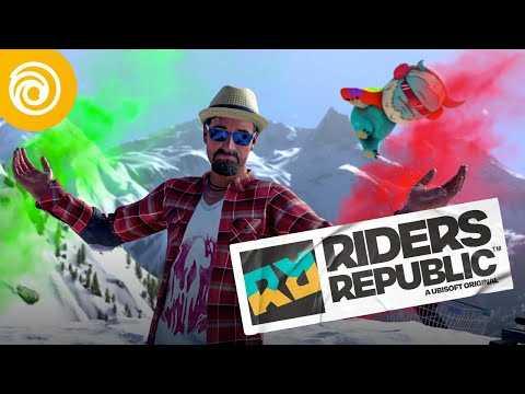 Riders Republic: Gamescom Beta Extension Trailer   Ubisoft