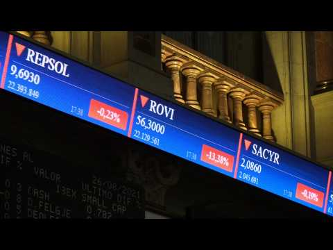 Spain's Ibex 35 accentuated its fall to 0.94% and lost 8,900 points