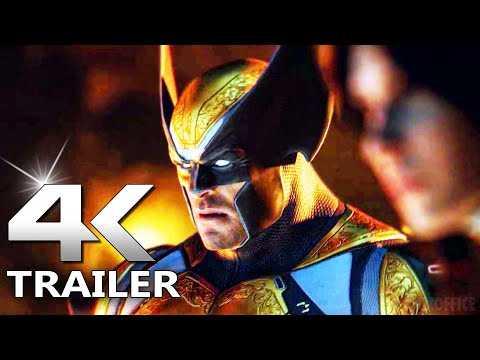 MARVEL'S MIDNIGHT SUNS Trailer 4K (2022)