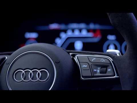 Audi RS 3 Sedan Infotainment System