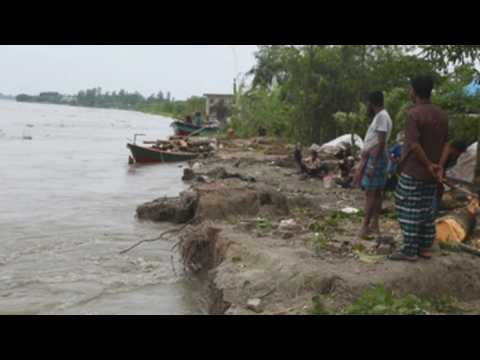 Children in Bangladesh are at extremely high risk of impacts of the climate crisis
