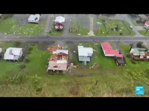 Storm Ida brings flash flooding to northeast United States