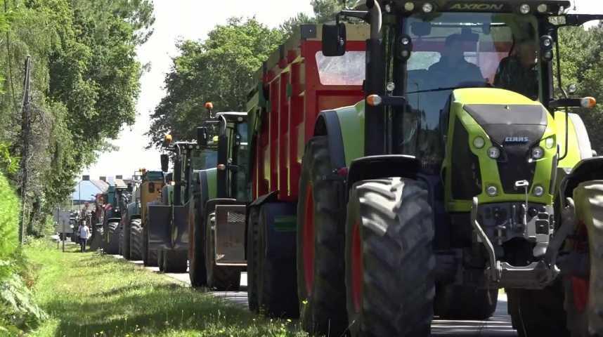 Thumbnail Occupation d'un terrain par les gens du voyage : les agriculteurs se mobilisent