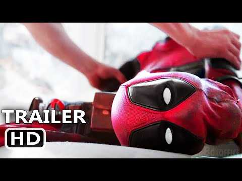 Deadpool Suit is Too Tight - FREE GUY Trailer (2021)