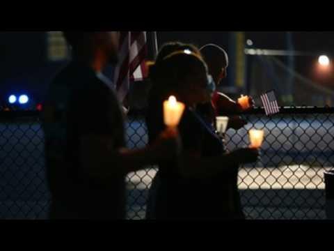 Vigil in Massachusetts to honor US Marine killed in Kabul airport attack