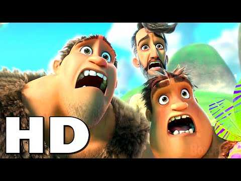 THE CROODS FAMILY TREE Trailer (2021) Animated Series