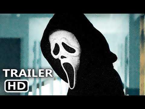 SCREAM 5 Trailer (2022) Courteney Cox