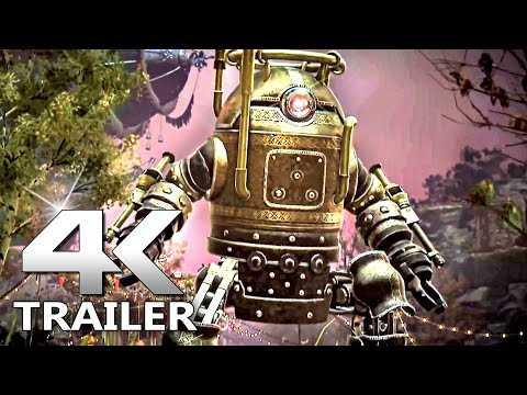 BLACK DESERT - Halloween: Marni's Spooky Playground Trailer 4K (2021)
