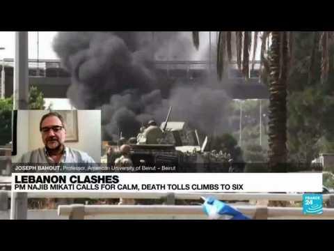 Beirut port explosion probe: Lebanese PM facing 'Shakespearean dilemma'