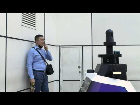 Singapore patrol robot stokes surveillance state fears