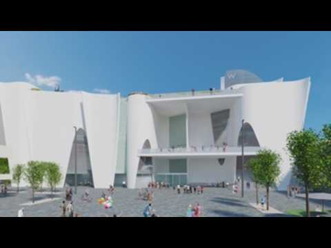 Port of Barcelona approves license for Hermitage project