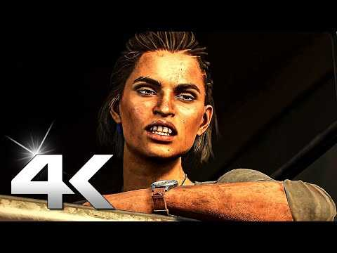 FAR CRY 6 Deep Dive Gameplay Trailer 4K (2021) Rules of the Guerrilla