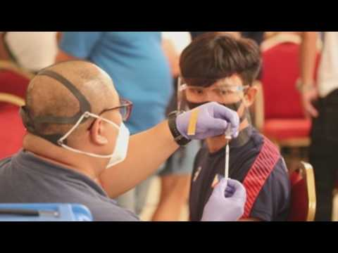 Philippine athletes receive COVID-19 vaccine ahead of Tokyo Olympics, SEA Games
