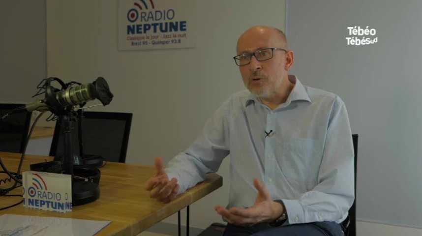 Thumbnail Rencontre avec l'un des pionniers de la radio libre en Bretagne