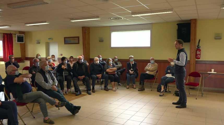 Thumbnail Elections départementales dans le Finistère : un scrutin serré
