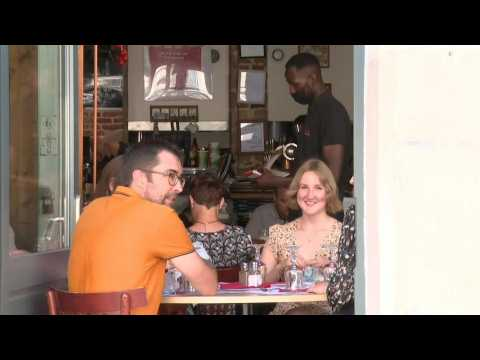 Restaurants reopen in Lille as France eases Covid restrictions