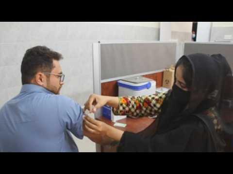Pakistan crosses 10 million anti-coronavirus vaccine doses